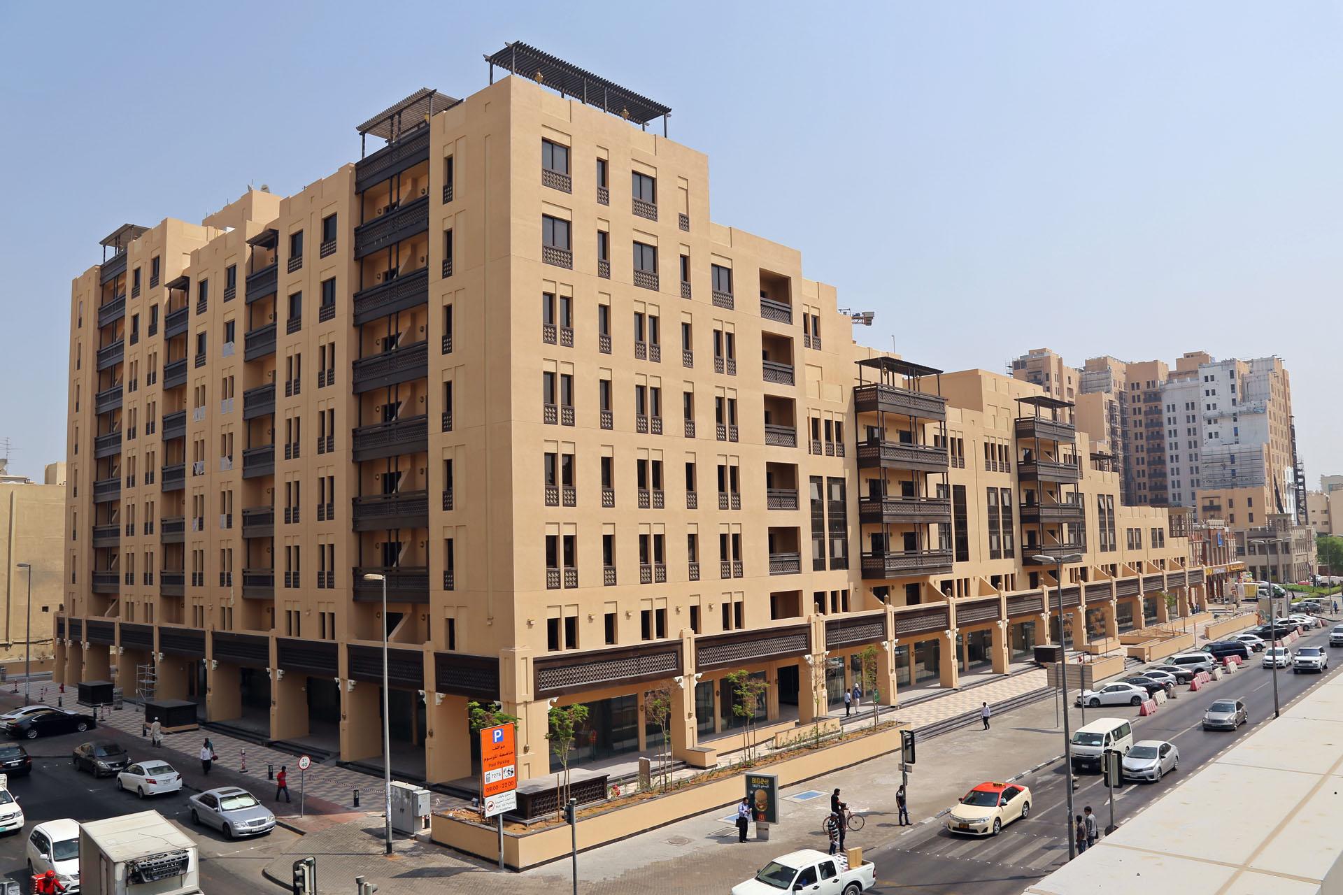 Al Makhtoum Hospital, Wasl District, Dubai
